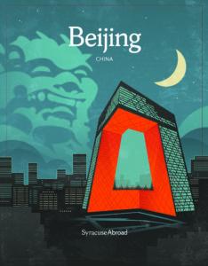 Beijing viewbook cover
