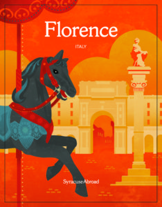Syracuse Florence viewbook cover