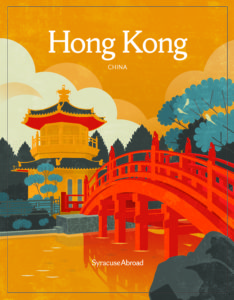 Hong Kong viewbook cover