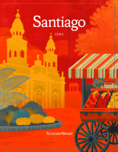 Santiago viewbook cover
