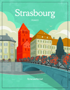 Strasbourg viewbook cover