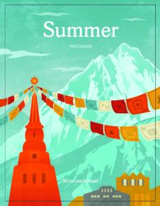 Summer viewbook cover