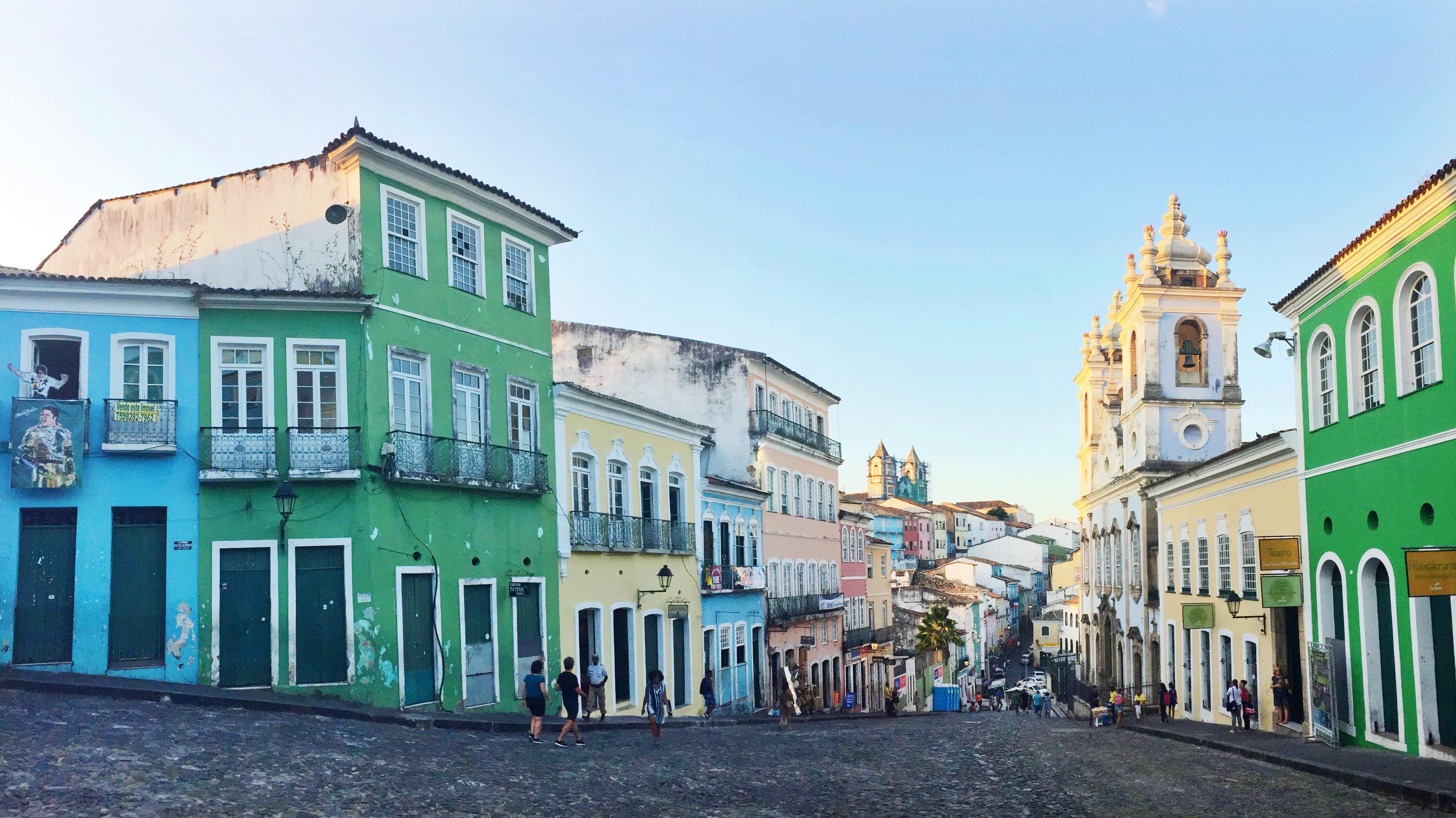 Brazilian street