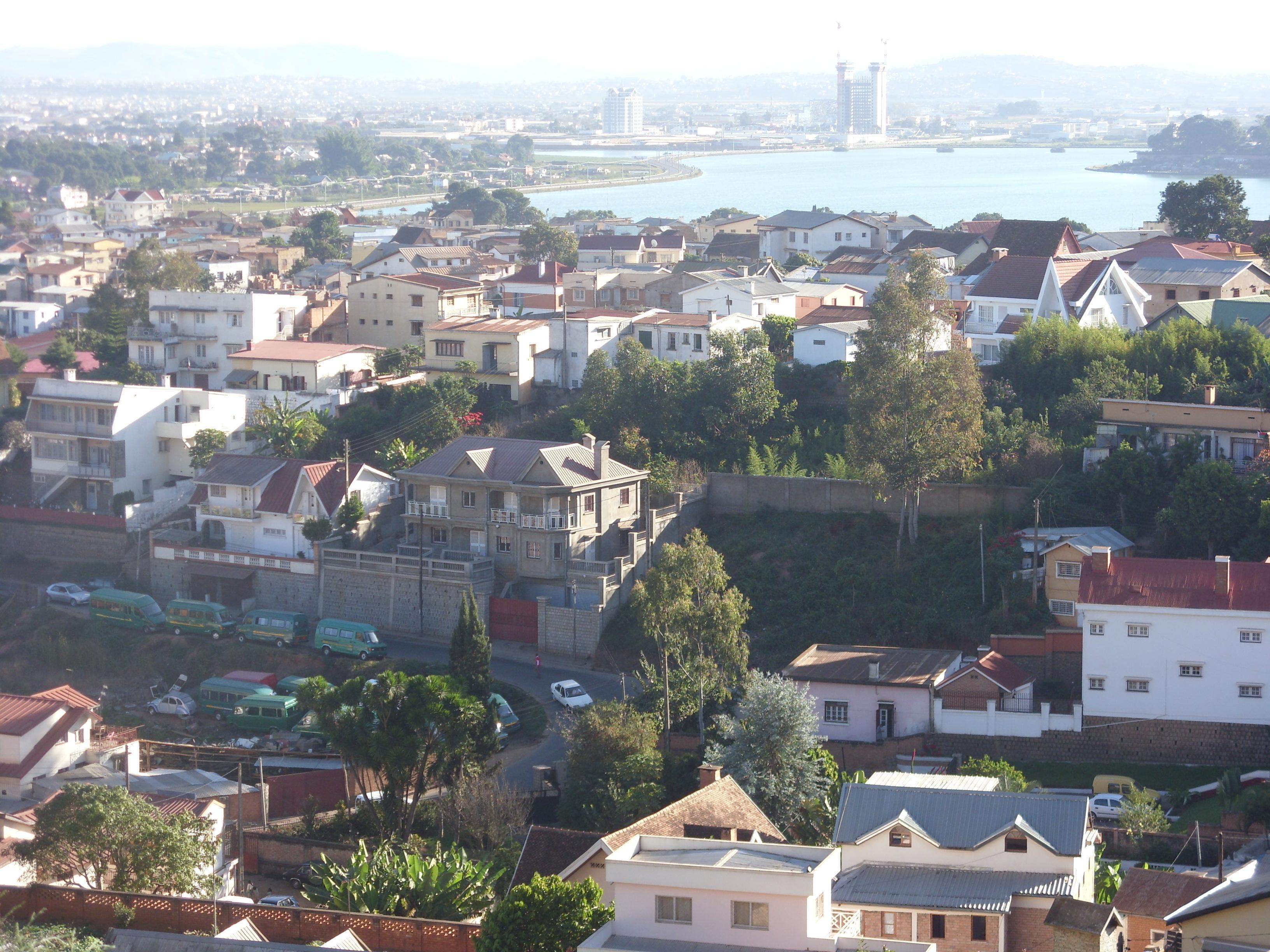 Madagascar harbor