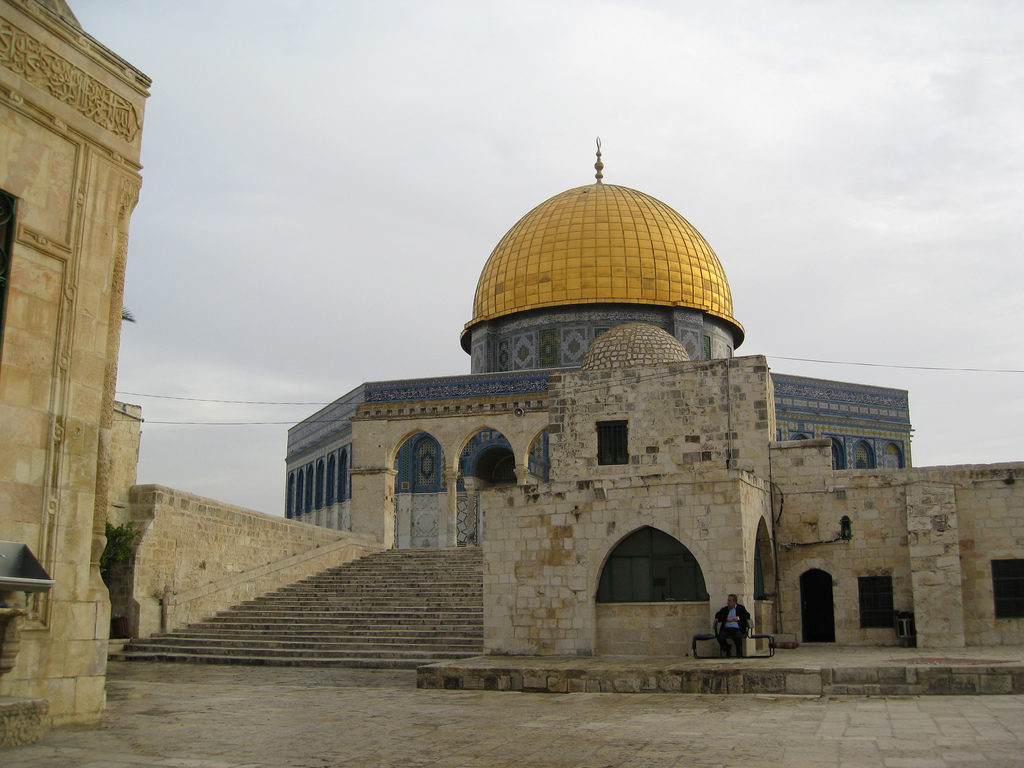 Israel Temple Mount
