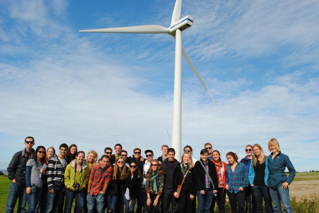 Sustainable development study tour