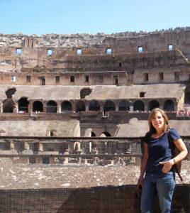 Theresa in Rome