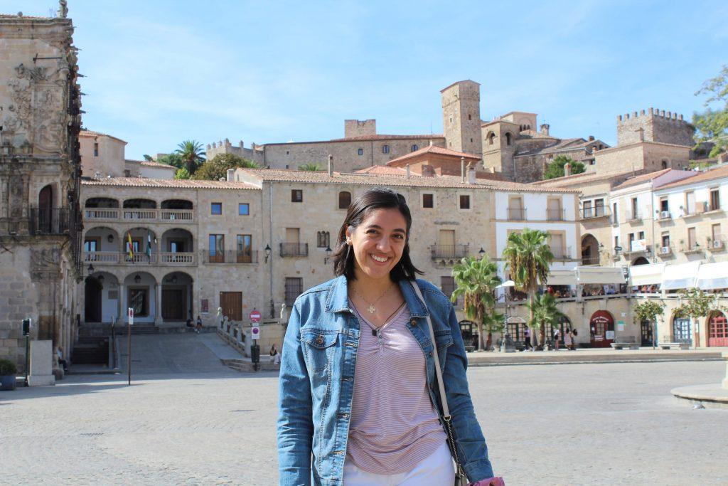 Camila in Spain