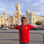 Jake in Madrid